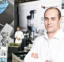 Csúcstechnológiás robotok az idei Mach-Tech-en
